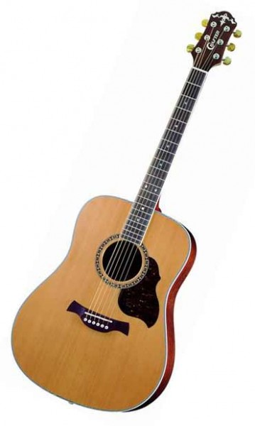 Crafter Acoustic Guitars