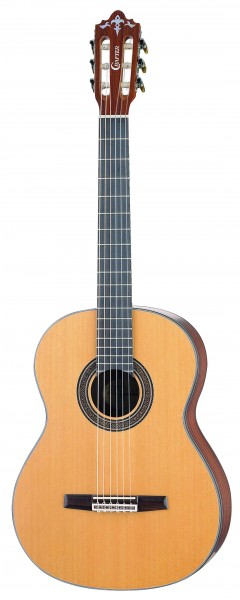 Crafter C 18/N Classical guitar, Solid Cedar top, Rosewood B & S, Bean Chrome M/H