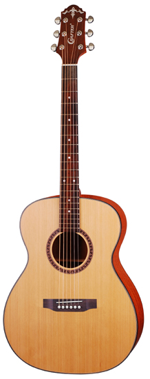 Crafter HiLITE-T CD/N Budget Solid Cedar top, Natural