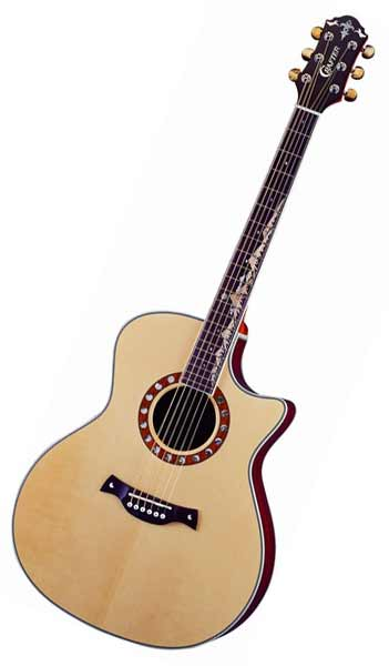 Crafter Electro Acoustic Guitars